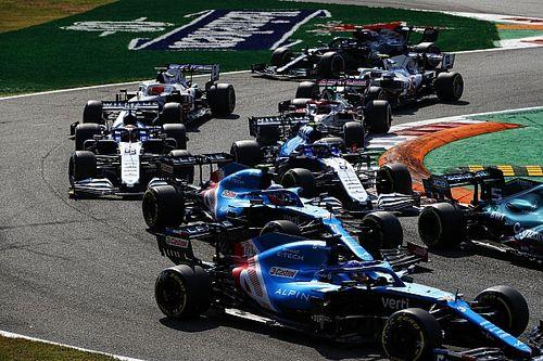 Alonso : Il faut des voitures plus égales en F1