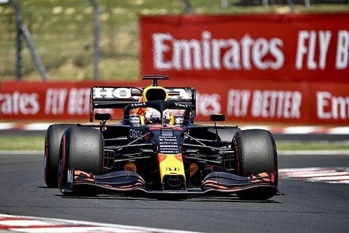 """Verstappen moet vanaf P3 komen: """"Mercedes hele weekend iets sneller"""""""