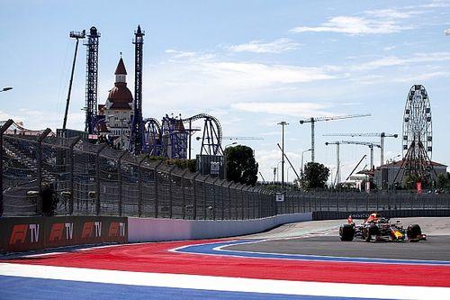 Lees terug: Liveblog van de tweede vrije training voor de Russische Grand Prix