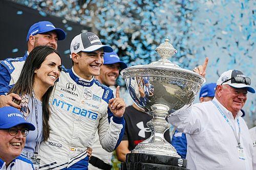 Long Beach IndyCar: Herta beats Newgarden, Palou is champion!