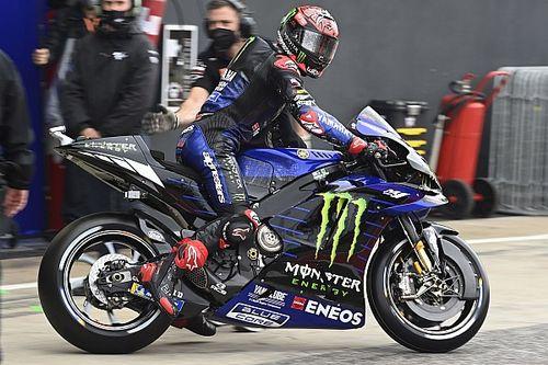"Quartararo was ""unconsciously not risking"" in Misano MotoGP qualifying"