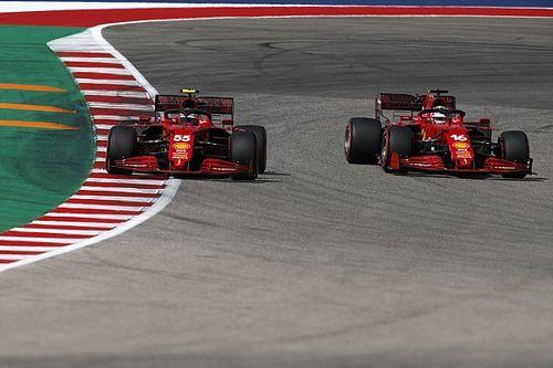 Ferrari: sokkal rosszabb a pálya, mint 2019-ben volt