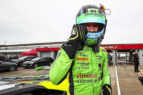 British GT champion Lind considered retiring after losing Lambo factory contract
