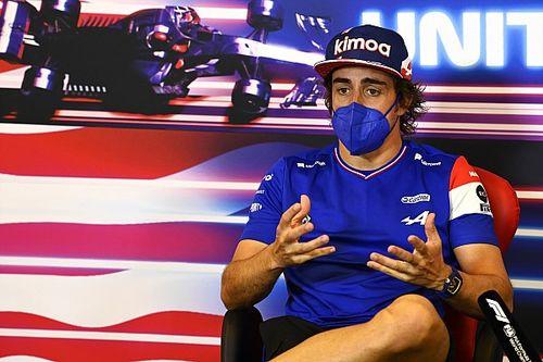 Fernando Alonso Ingin F1 Tegas Menegakkan Aturan
