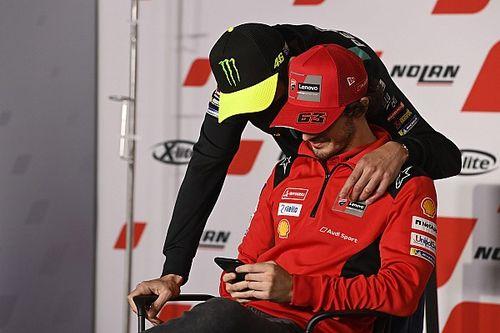 Баньяя проиграл чемпионат MotoGP потому, что не послушал Росси