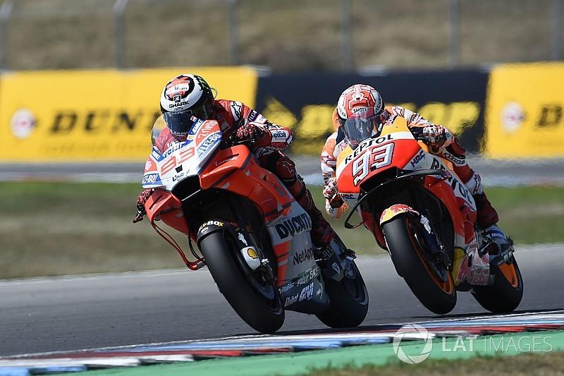 Lorenzo: Ducati ainda precisa de muito para pegar Márquez