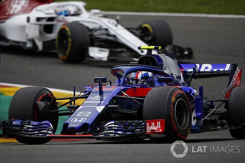 Результат Гаслі у Спа підтвердив правильність вибору Honda – Хорнер
