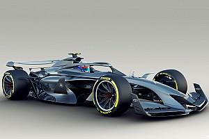 Photos - Les concepts 2021 de la F1 dans le détail