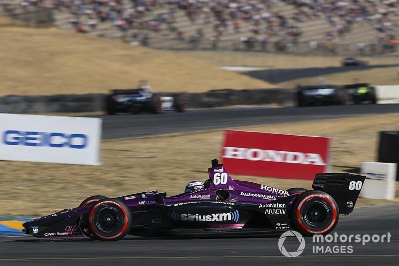 Harvey correrá 10 carreras de IndyCar con MSR