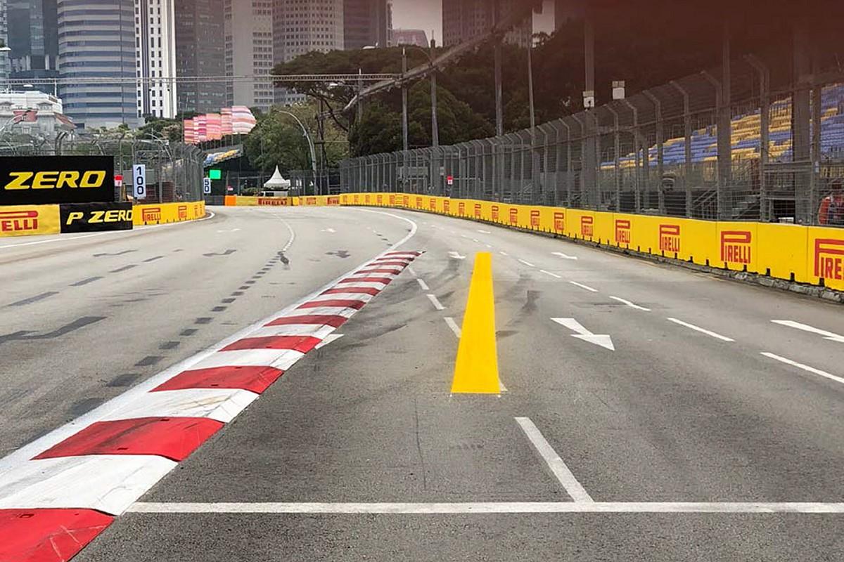 Whiting dice que la línea amarilla de Singapur fue