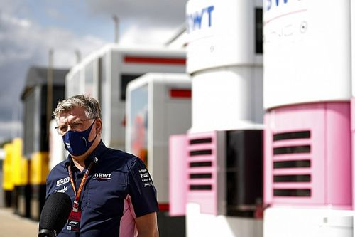 "Racing Point says F1 stewards verdict ""bewildering"""