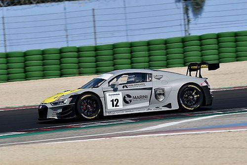 GT Italiano Sprint: Audi vince Gara 1 con Agostini-Mancinelli
