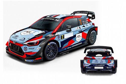 WRC: Loubet svela il suo programma nel WRC 2020