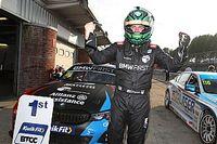 Brands Hatch BTCC: Oliphant beats Sutton for maiden win
