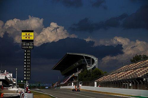 Die aktuelle Wetterprognose für das Formel-1-Rennen in Barcelona