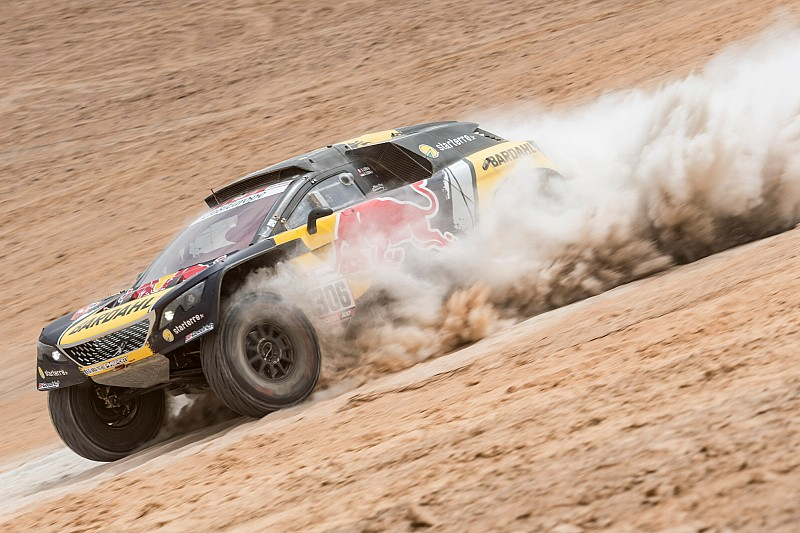 Dakar 2019, Stage 5: Loeb dominates longest test