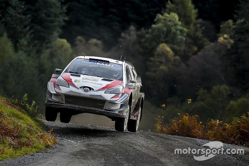 Galles, PS19: Toyota sugli scudi con Lappi. Latvala è a un soffio da Ogier!