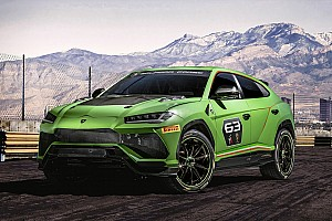 Lamborghini unveils new Urus SUV racing series for 2020