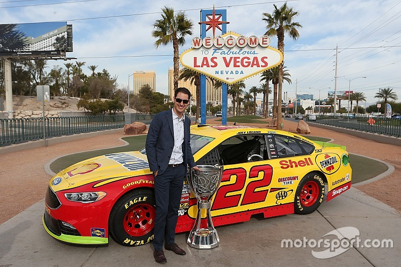 NASCAR Champion's Week to move to Nashville for 2019