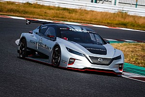Peningkatan performa all-new Nissan LEAF NISMO RC