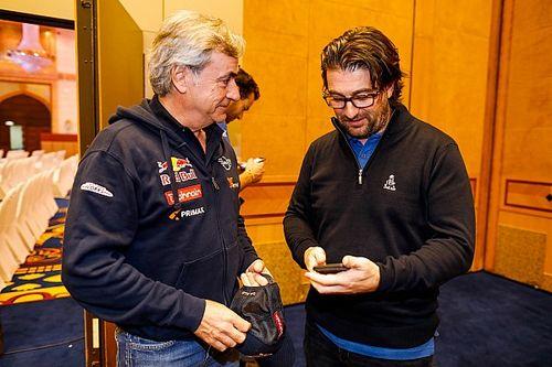 """Castera, a Loeb y Sainz: """"La navegación es parte del Dakar"""""""