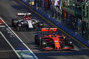 FIA ужесточит правила по сжиганию масла с 2020 года