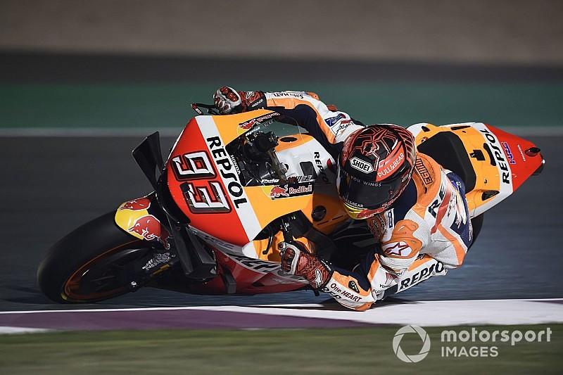 Маркес готовий боротись за подіум Гран Прі Катару
