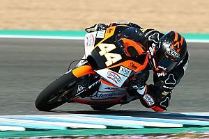Moto3, Test Jerez, Giorno 2: Canet regala la vetta al team di Max Biaggi. Arbolino 3°