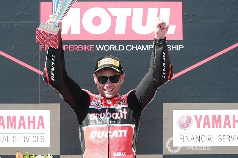 Álvaro Bautista s'impose dès ses débuts en Superbike!