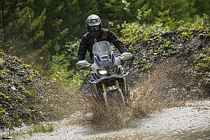 Prodotto Test Honda Africa Twin DCT hard test - Galles Experience