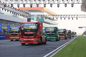 Other truck Race report Delhi T1 Prima: Summerfield secures win in race two