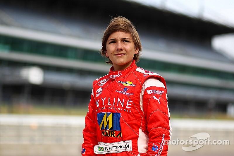 Энцо Фиттипальди попал в молодежную программу Ferrari