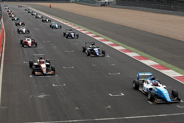 BF3 Silverstone BF3: Leist and Sowery take wins in rain-shortened round
