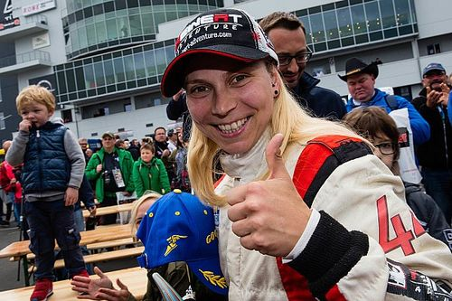 Halm thrills home fans with Nurburgring trucks victory