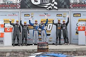 IMSA Others Race report Porsche Caymans dominate GS and ST classes at Watkins Glen