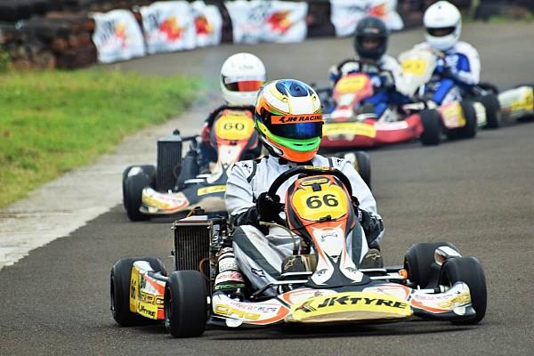 Kart Donison, Sharma and Ali win National Karting Championship
