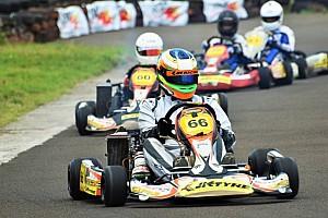 Kart Breaking news Donison, Sharma and Ali win National Karting Championship