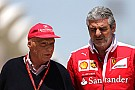 Ferrari doesn't want war of words with Mercedes