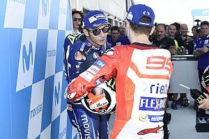 MotoGP Reaktion Jorge Lorenzo:
