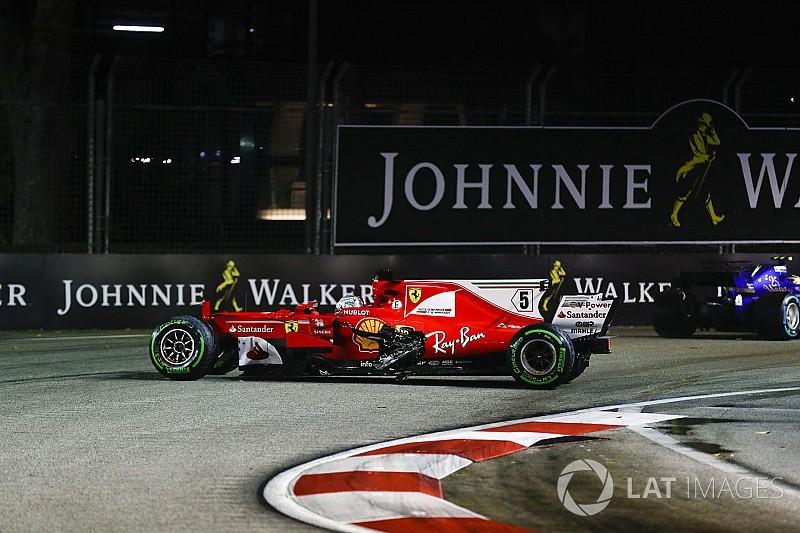 67 év után először esett ki két Ferrari az első körben