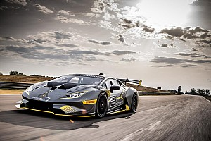 Lamborghini Super Trofeo Breaking news