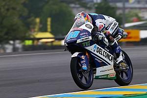 Moto3 Qualifying report Moto3 Perancis: Martin pole, Bulega dipaksa start kedua