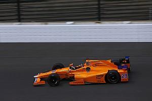 IndyCar Noticias de última hora Alonso espera entrar al grupo de la pelea por la pole position