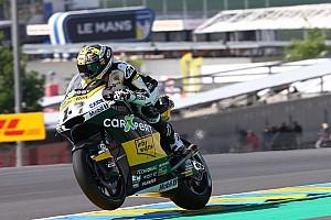 Moto2 Reporte de calificación Luthi logra la pole y Yonny Hernández es 13°