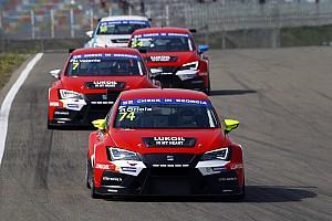 TCR Отчет о гонке Пилоты Craft-Bamboo завоевали дубль во второй гонке в Рустави