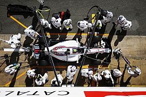 F1 Análisis Cómo los neumáticos más anchos van a cambiar los pitstop
