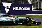 Hamilton y Mercedes marcan el ritmo en la primera práctica