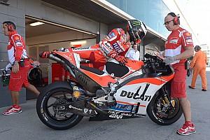 MotoGP 速報ニュース 【MotoGP】ロレンソ「タイヤに