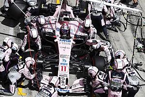 Formule 1 Nieuws Force India denkt met meer personeel naar top-drie toe te kunnen kruipen