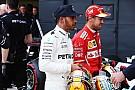 Az F1 új tulajdonosa nagyon elégedett Vettel és Hamilton harcával